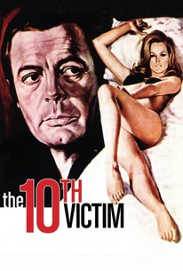The 10th Victim (La Decima vittima) (The Tenth Victim)