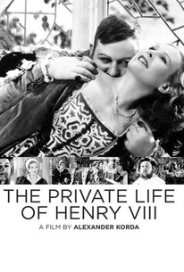 Poster for The Private Life of Henry VIII (1933)