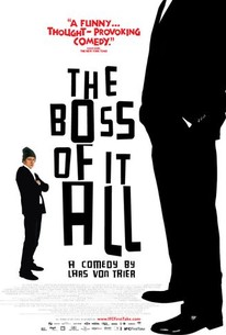 The Boss of it All (Direktøren for det hele)