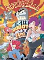 Futurama - Monster Robot Maniac Fun Collection