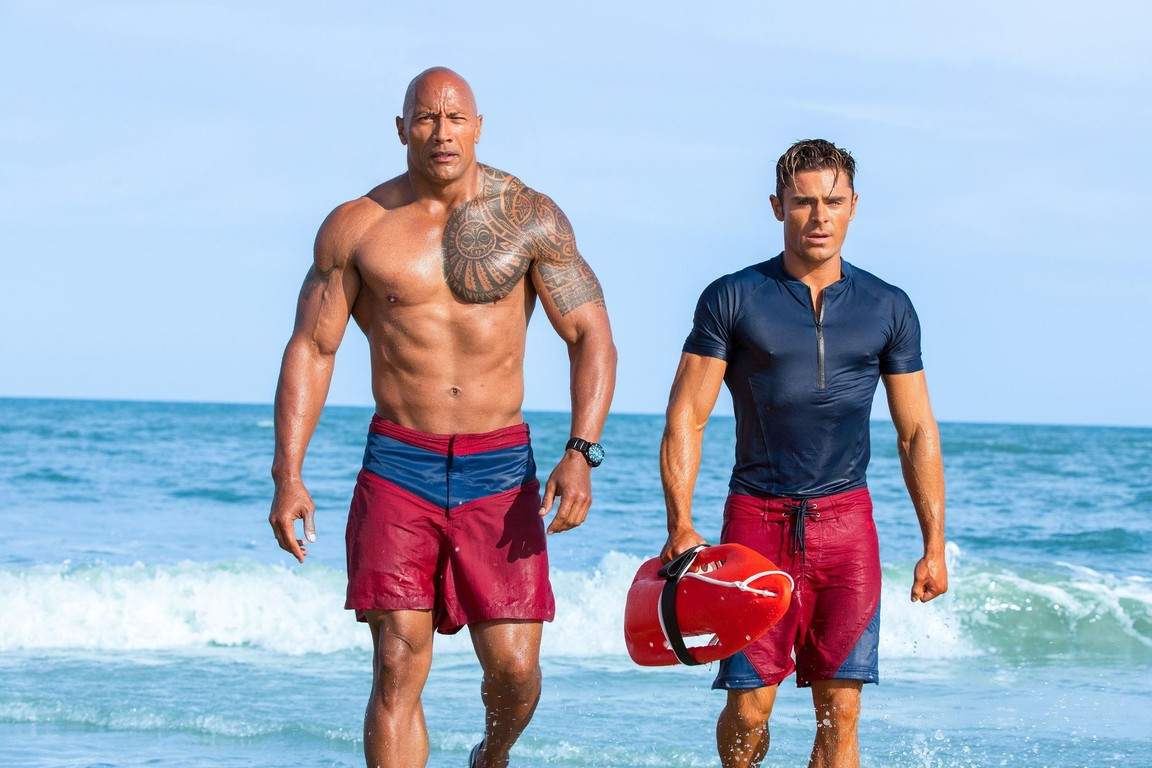 Baywatch Drops New Trailer!