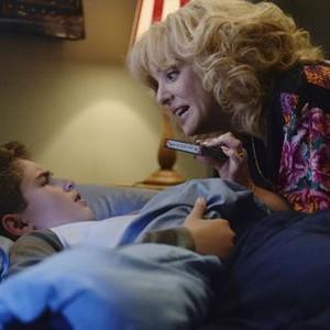 <em>The Goldbergs</em>: Season Two<br>Pictured: Sean Giambrone, Wendi McLendon-Covey
