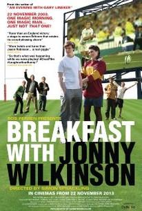 Breakfast With Jonny Wilkinson