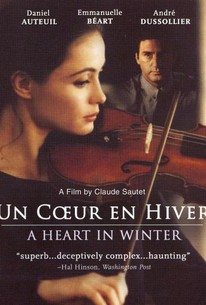 A Heart in Winter (Un coeur en hiver) (A Heart of Stone)