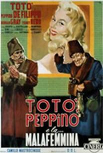 Totò, Peppino e... la malafemmina (Toto, Peppino and the Wicked City Woman)