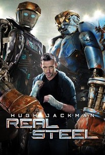 Real Steel 2011 Rotten Tomatoes