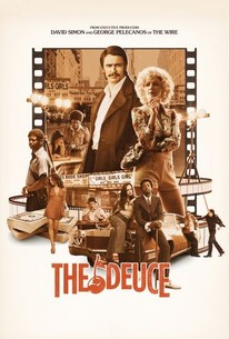 The Deuce: Season 1 - Rotten Tomatoes