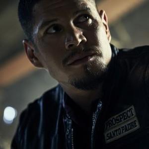 """J.D. Pardo as Ezekiel """"EZ"""" Reyes"""