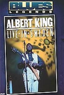 Albert King - Live in Sweden
