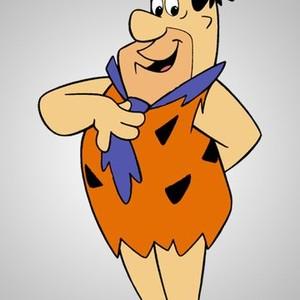 Fred Flintstone is voiced by Alan Reed