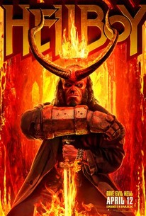 Hellboy (2019) - Rotten Tomatoes