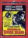 Ein Toter hing im Netz (Horrors of Spider Island)