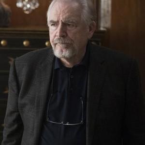 Brian Cox as Logan Roy