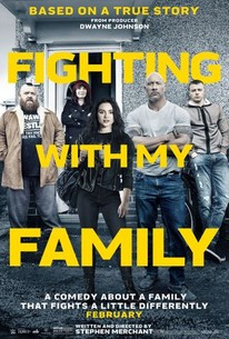 Fighting with My Family (2019) - Rotten Tomatoes