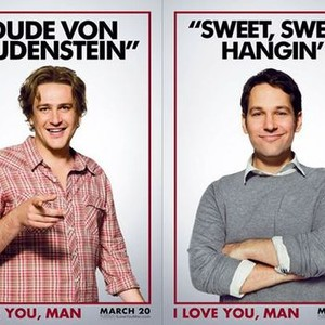 I Love You Man Quotes I Love You, Man   Movie Quotes   Rotten Tomatoes I Love You Man Quotes