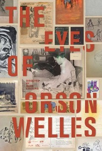 The Eyes of Orson Welles (2018) - Rotten Tomatoes