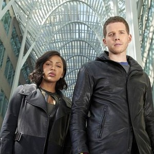 Meagan Good and Stark Sands