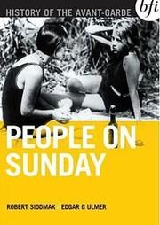 Menschen am Sonntag (People on Sunday)