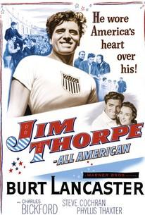 Jim Thorpe---All American