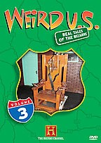 Weird U.S.: Real Tales of the Bizarre Vol. 3 - Rebels and Traitors and Crimes and Punishment