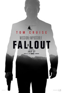 Mission Impossible Fallout 2018 Rotten Tomatoes