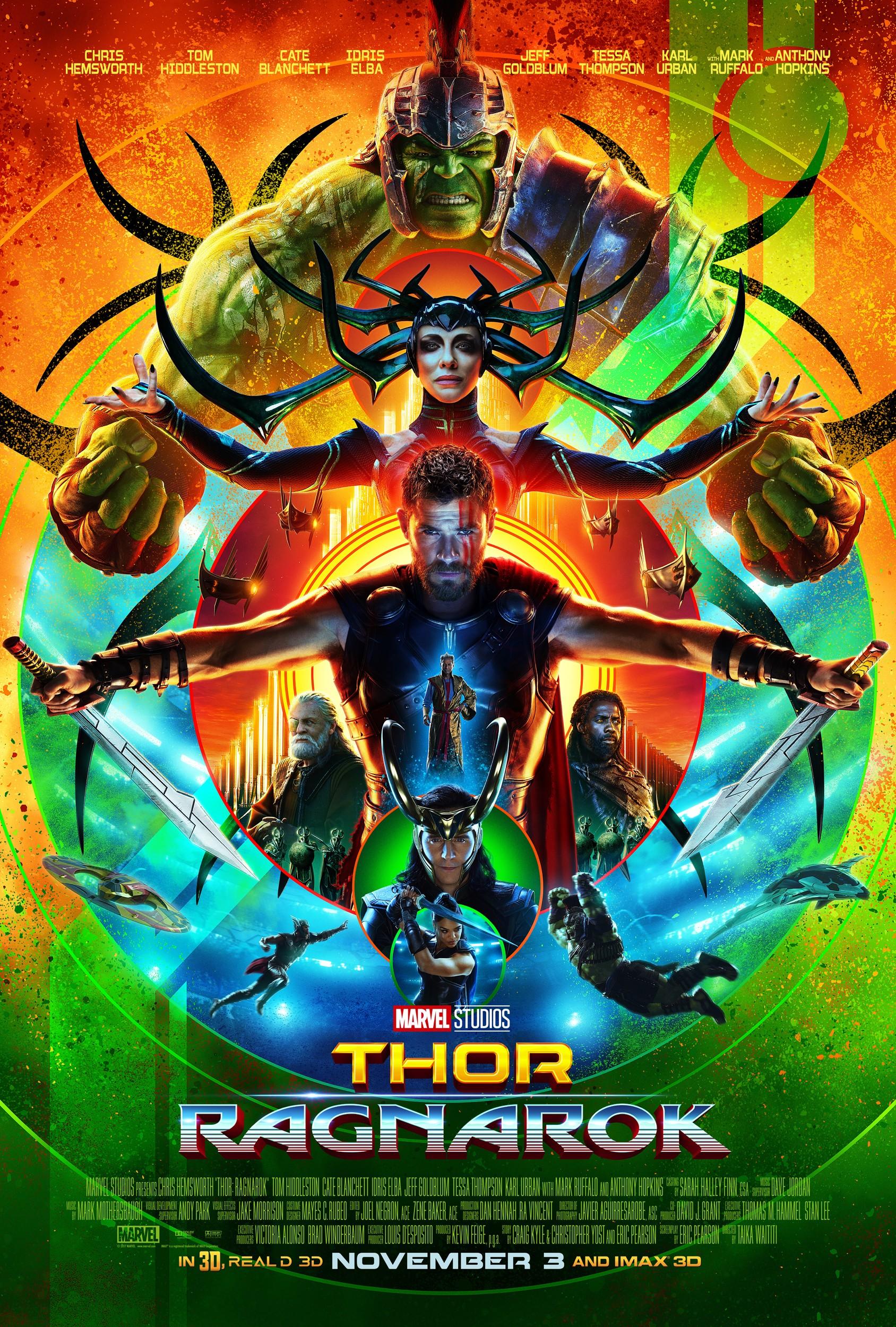 Thor Ragnarok 2017 Rotten Tomatoes