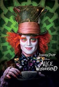 Alice In Wonderland 2010 Rotten Tomatoes