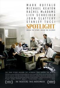 Spotlight (2015) - Rotten Tomatoes