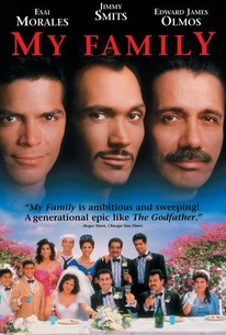 a review of the movie mi familia The 1995 film my family (aka my family, mi familia) tells the sweeping saga of   roger ebert in his review for the chicago sun-times said, their story is told in.