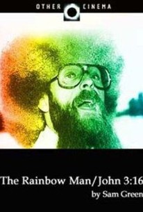 The Rainbow Man/ John 3:16