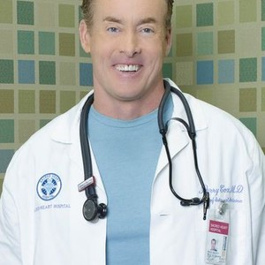 John C. McGinley as Dr. Perry Cox