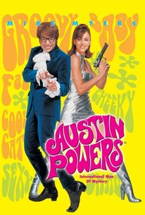austin powers man of mystery full movie