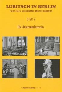 Die Austernprinzessin (My Lady Margarine)