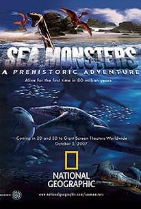 Sea Monsters: A Prehistoric Adventure