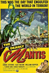 The Deadly Mantis (The Giant Mantis)(The Incredible Praying Mantis)