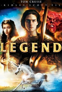 Legend 1985 Rotten Tomatoes