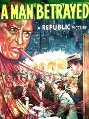 A Man Betrayed (Citadel of Crime) (Wheel of Fortune)