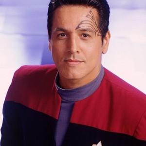 Robert Beltran as First Officer Chakotay