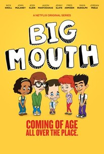 Big Mouth Season 1 Rotten Tomatoes