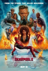 Deadpool 2 (2018) - Rotten Tomatoes