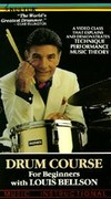 Drum Course for Beginners, With Louis Bellson