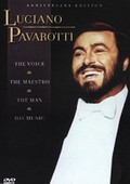 Luciano Pavarotti - The Voice, The Maestro, The Man, His Music