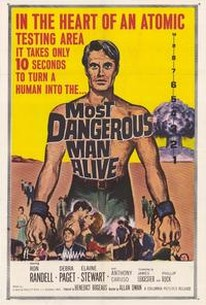 The Most Dangerous Man Alive