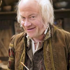 Harry Enfield as John Shakespeare
