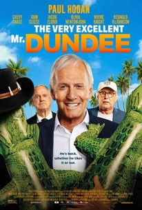 The Very Excellent Mr Dundee 2020 Rotten Tomatoes