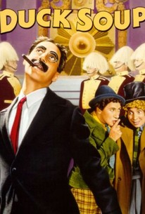 Duck Soup (1933) - Rotten Tomatoes