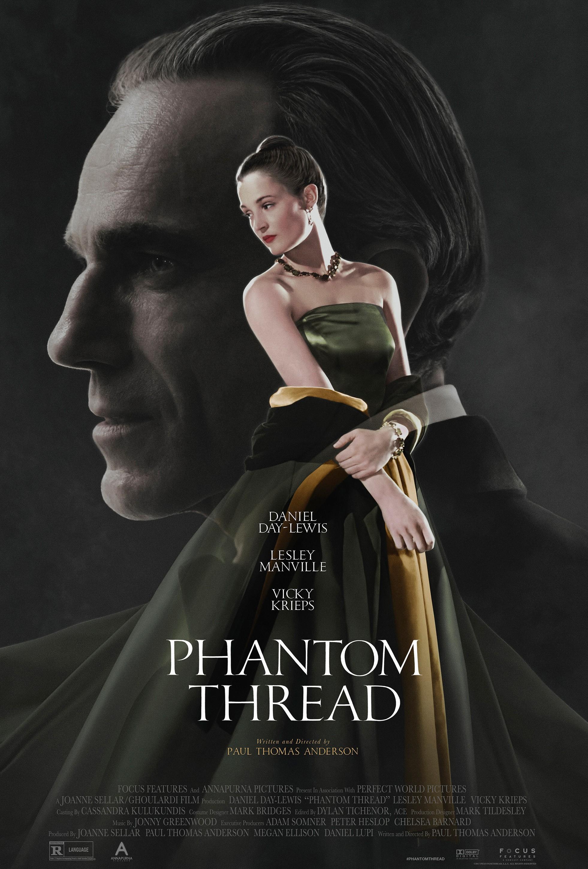 Phantom Thread - Rotten Tomatoes