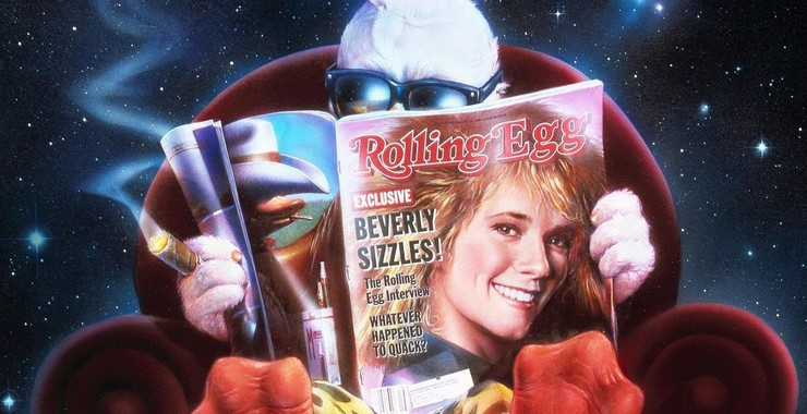 Howard The Duck 1986 Rotten Tomatoes