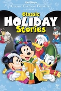 Walt Disney's Classic Cartoon Favorites - Classic Holiday Stories