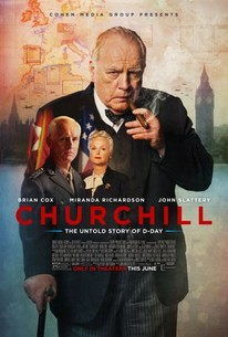 Churchill (2017) - Rotten Tomatoes